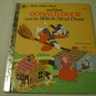 Donald Duck And The Witch Next Door - Hardcover – January 1, 1974