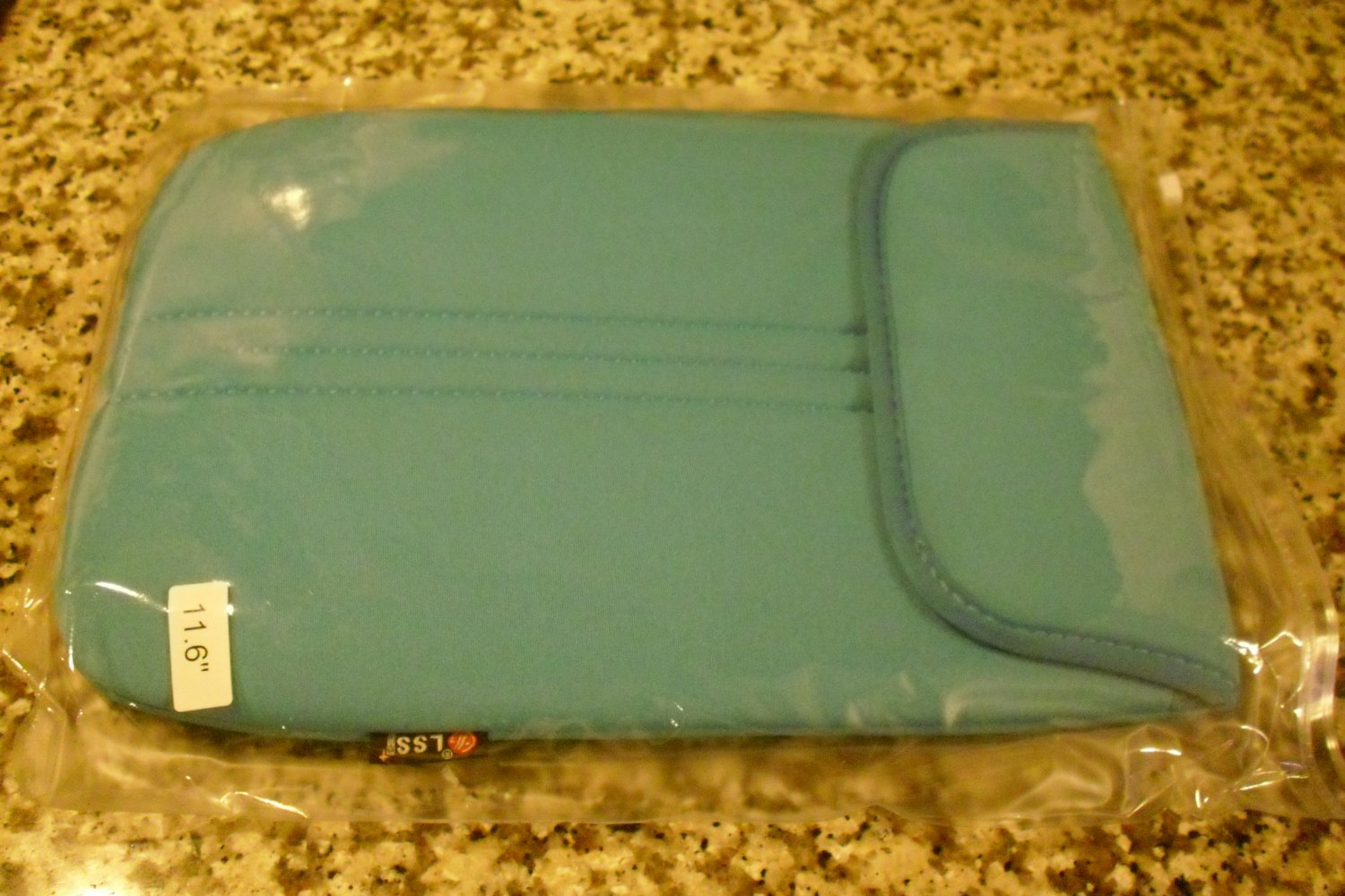 Blue Laptop Sleeve Bag for Macbook Air Dell HP Acer 11""