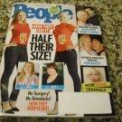 People Magazine January 13, 2014 Half Their Size!