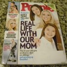 People Magazine January 20, 2014 Real Life with our Mom Gosselin