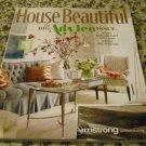 House Beautiful Magazine (The Big Advice Issue, May 2010)