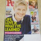 PEOPLE Magazine March 3, 2014 Ellen DeGeneres Life, Love,