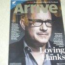 Arrive Acela Magazine November - December 2013 Loving Mr. Hanks