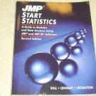 JMP Start Statistics by John Sall, Ann Lehman and Lee Creighton (Jul 13, 2000)