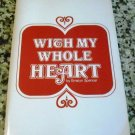 With My Whole Heart by Emalyn Spencer (Dec 1979)