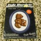 *New* Dale Burdett Antique Teddy cross stitch