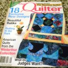 The Quilter Magazine - Featured Section - the Machine Quilter - September 2010