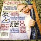 MARK LIPINSKI'S QUILTER'S HOME Magazine March 2009 Volume 4 Issue 2 by Mark Lipinski (2008)