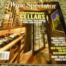 Wine Spectator 2013 October 31 (Contemporary Cellars. Collectors talk about wine & Design)