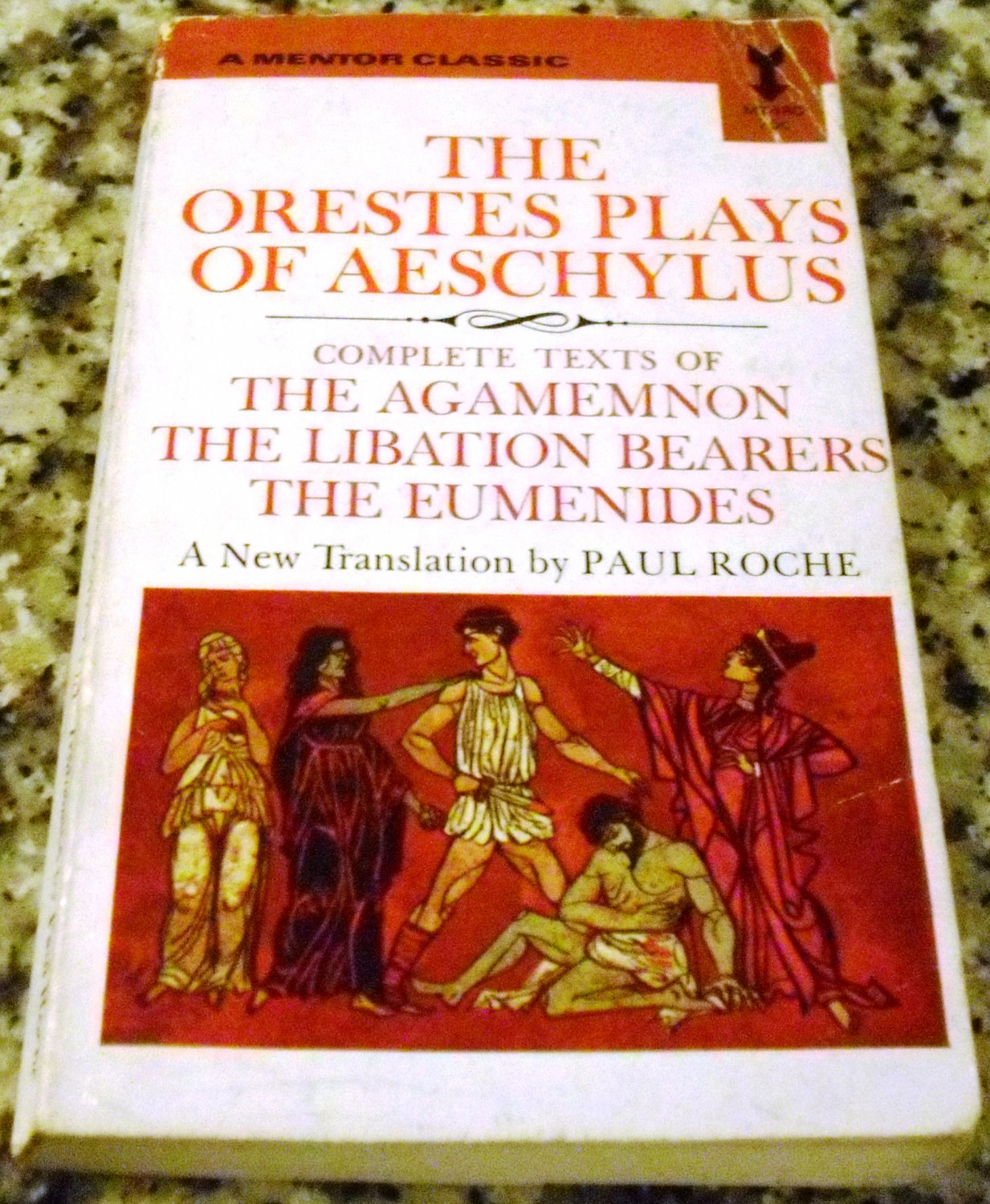 an analysis of the play agamemnon by aeschylus Analysis of aeschylus agamemnon characters- the watchman clytaemnestra the herald agamemnon cassandra aegisthus the chorus 1) the watchman: • the watchman sets the time and place for the.
