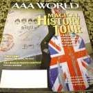 AAA World Magazine March/April 2014 (Magical History Tour)