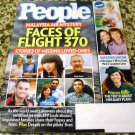 People Magazine March 31, 2014 Cathy & Robert Lawton, Joy Xing, Philip Wood, Paul Weeks