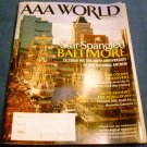 AAA World Magazine July/August 2013 Baltimore