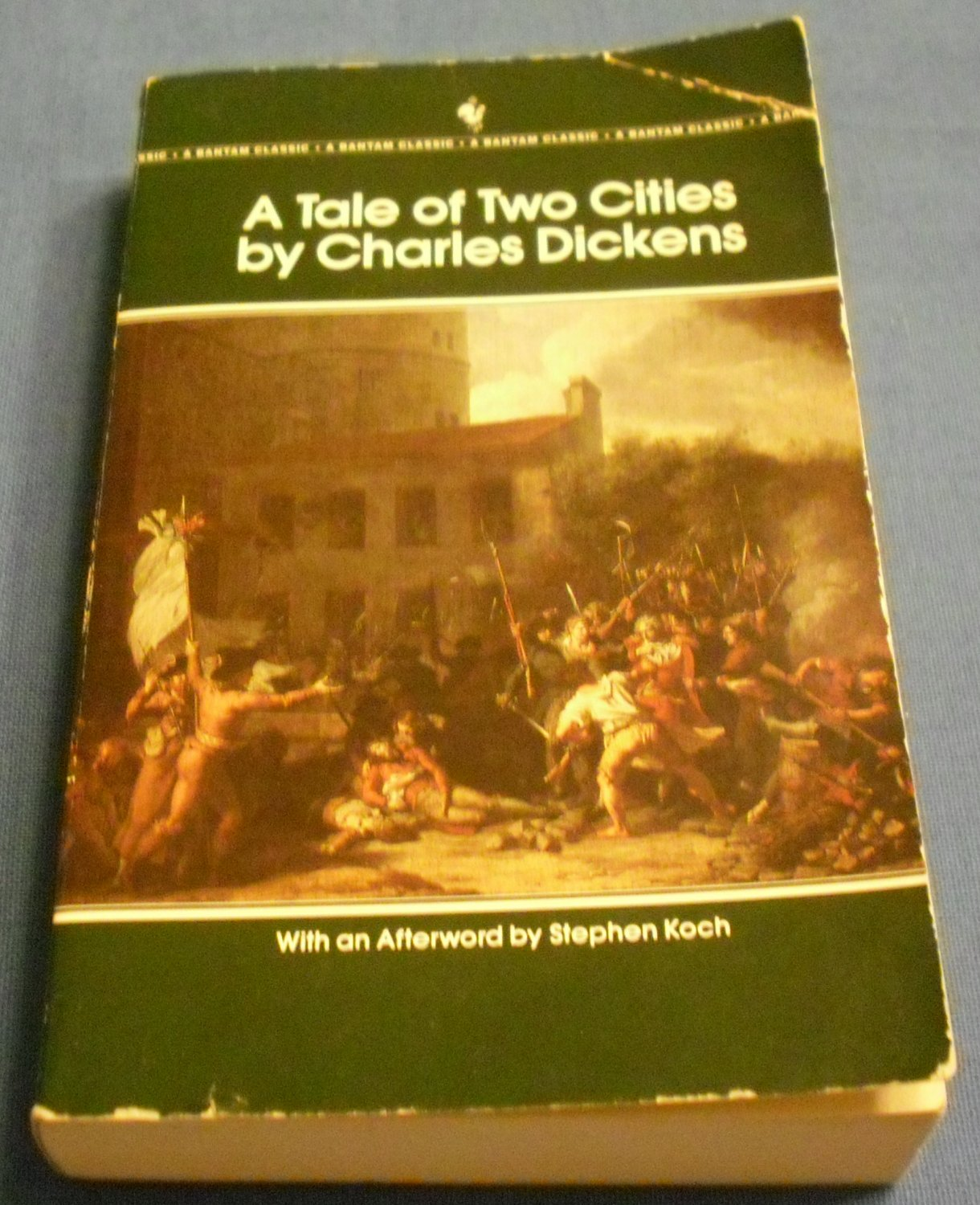 an introduction to the literary analysis of a tale of two cities by charles dickens An analysis of a tale of two cities by reading the novel a tale of two cities by charles dickens, it gives us an understanding of the french revolutionary war that cannot be found in textbooks.