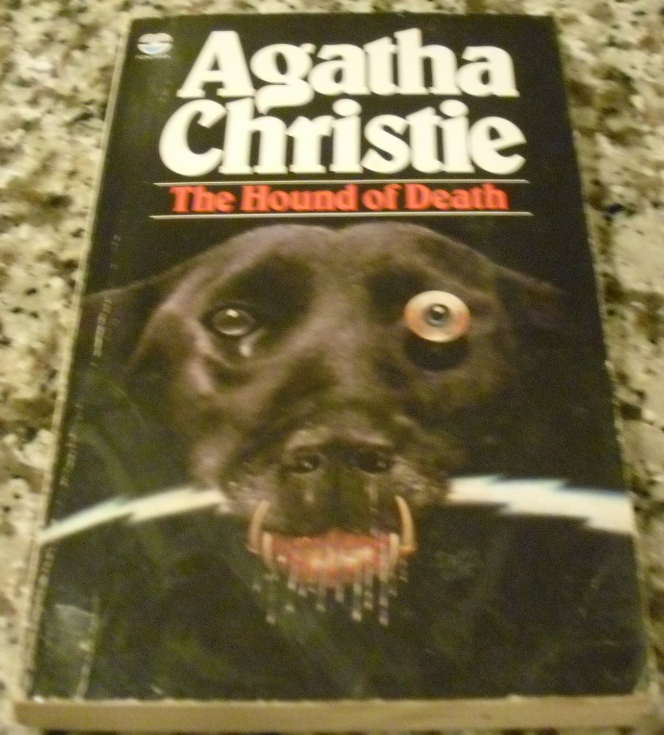 The Hound of Death Paperback � Import, 1985 by Agatha Christie  (Author)