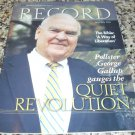 American Bible Society Record Magazine June - July 2001