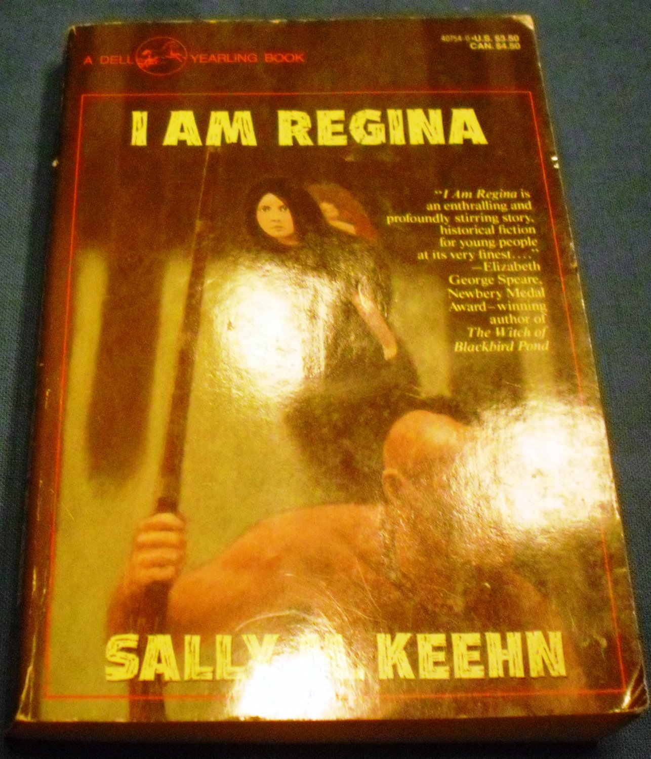 I Am Regina by Sally Keehn (Jan 1, 1993)
