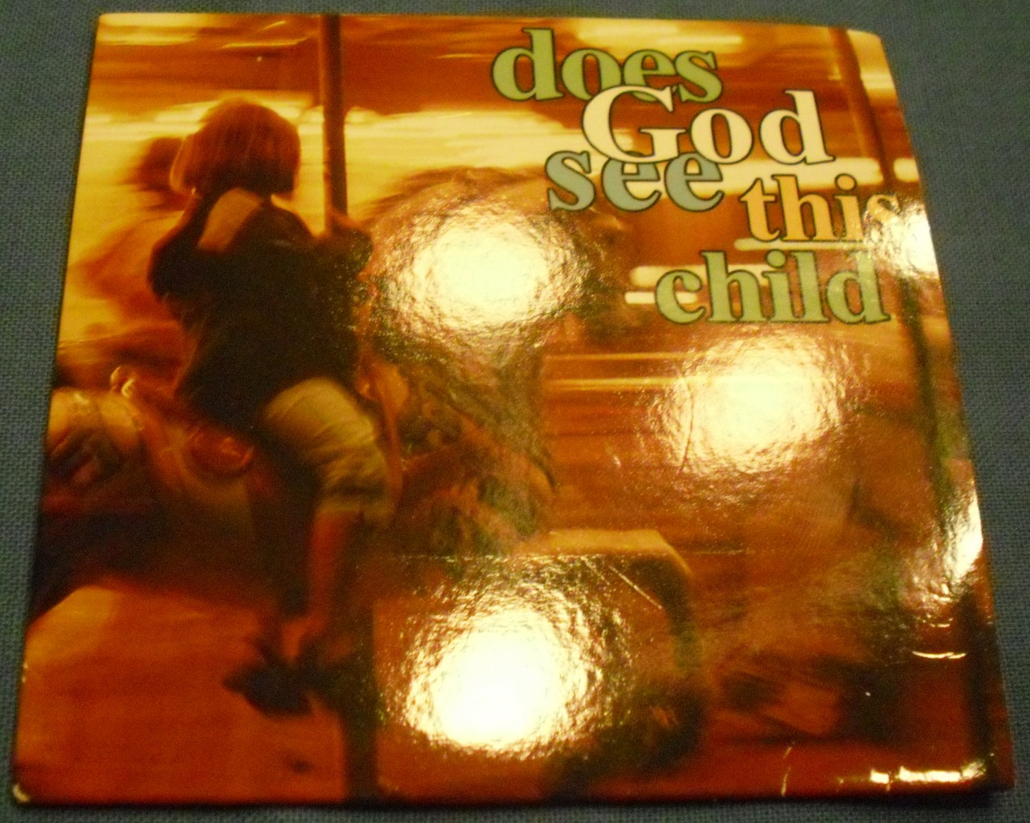 Does God See This Child - DVD