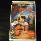 Disney Pinnochio [VHS]