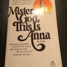 Mr God,This Is Anna by Fynn (1976, Paperback)