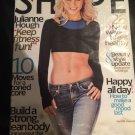 Shape Magazine September 2016 Julianne Hough Keep Fitness Fun!