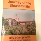 Journey of the Shunammite : And other Poems by Loretta Tollefson (2003, Paperback)