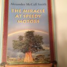 The Miracle at Speedy Motors 9 by Alexander McCall Smith (2008, Hardcover)