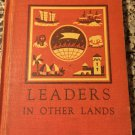 Leaders in other lands (History on the march)-- Hardcover – 1950 by Jeanette Eaton