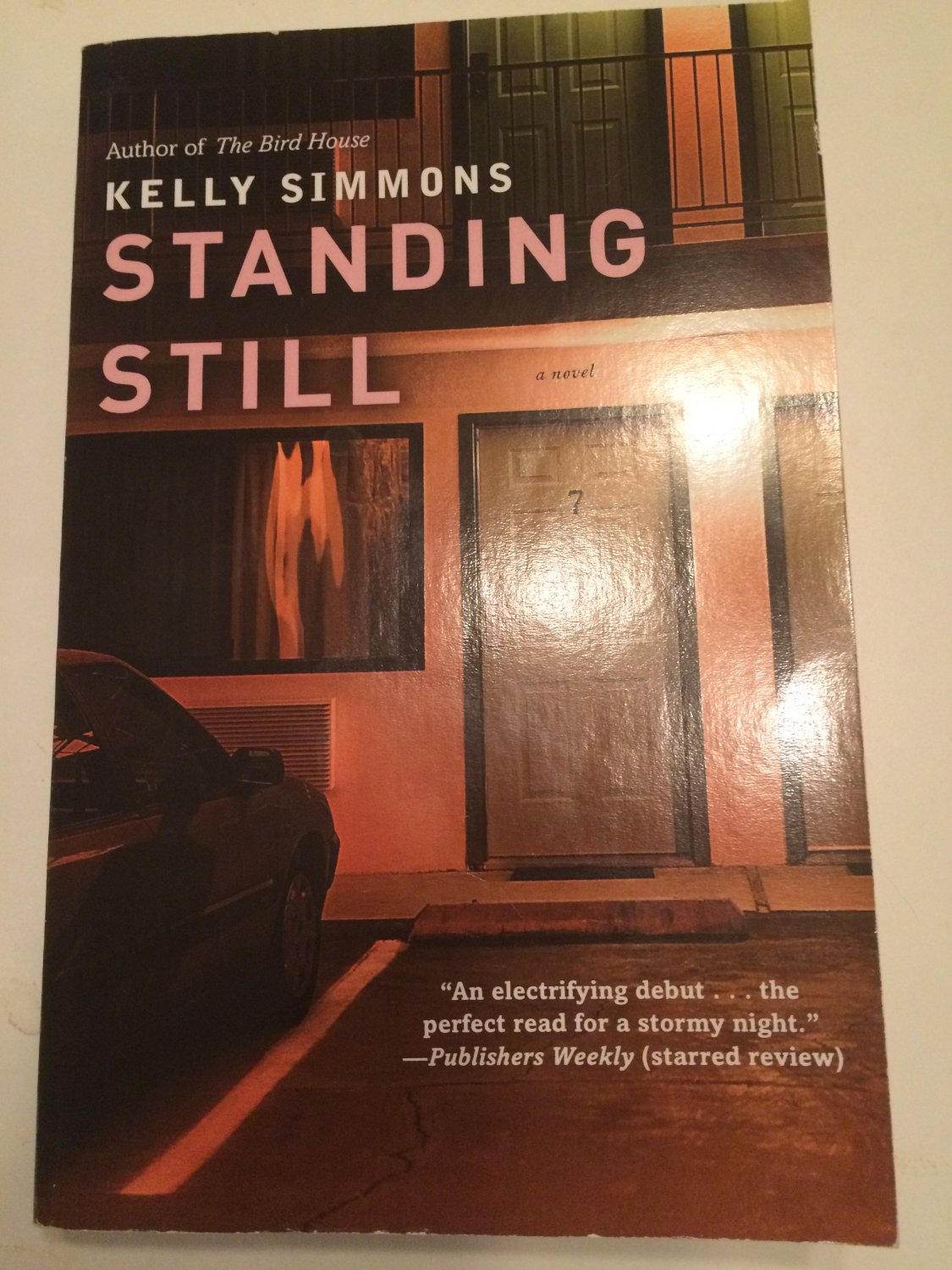 Standing Still : A Novel by Kelly Simmons (2009, Paperback)