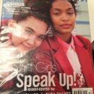 Teen Vogue magazine - December 2016 (Rowan Blanchard & Yara Shahidi)