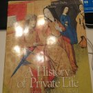 History of Private Life, Volume II: Revelations of the Medieval World by Duby, Georges & Goldhammer
