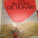 The Ginn Beginning Dictionary 1973 by William Morris