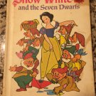Snow White and the Seven Dwarfs [Hardcover] [Aug 12, 1973] Walt Disney Productions