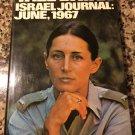 Israel journal, June, 1967 [Jan 01, 1967] Dayan, Yael