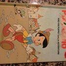 WALT DISNEY'S PINOCCHIO [Hardcover] [Oct 12, 1973] Disney Book Club