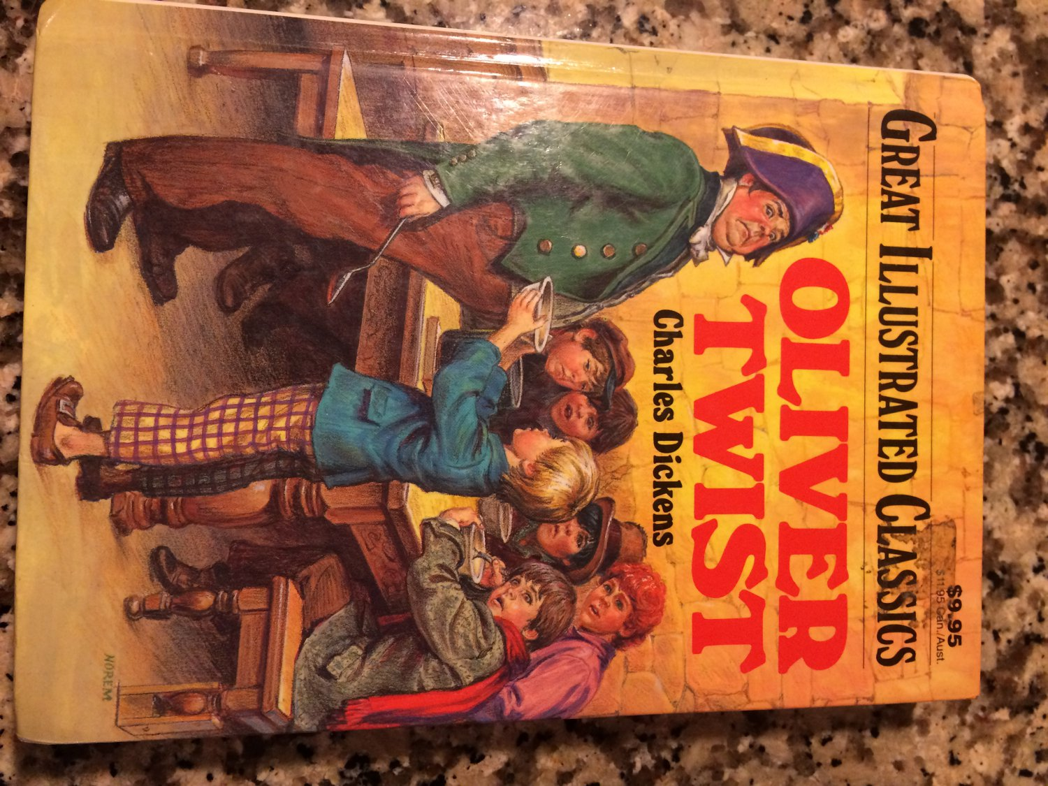 Oliver Twist (Great Illustrated Classics ) [Jan 01, 2006] Dickens, Charles