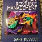 Human Resource Management (8th Edition) [Aug 15, 2000] Dessler, Gary