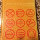 Insight Into School Mathematics, Book One, Teacher's Ed [Hardcover] [1968] Denholm, Stiel, Blank