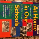 At Home in Our Schools: A Guide to Schoolwide Activities That Build Community [1994]