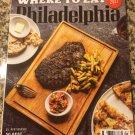 Philadelphia Magazine January 2017 - Where to Eat