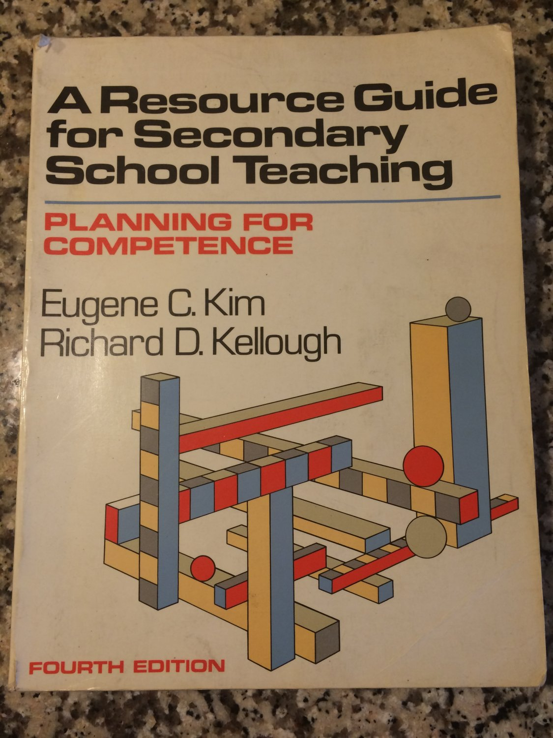 A Resource Guide for Secondary School Teaching [Aug 01, 1990]