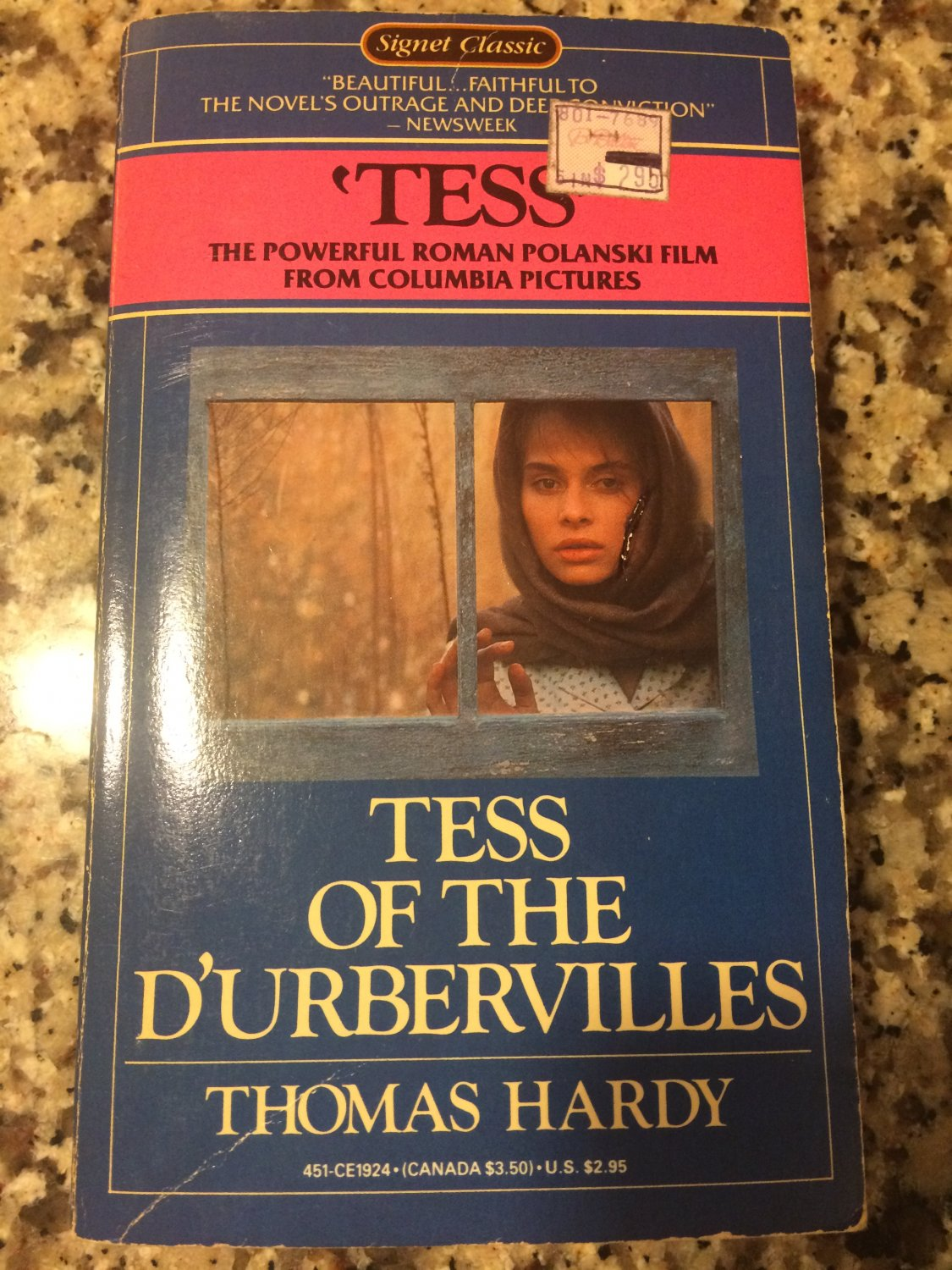 tess of the d urbervilles hardy s faithful Tess of the d'urbervilles (2008) on imdb: movies, tv, celebrities, and more a faithful, yet perhaps overly reverential screen adaptation of thomas hardy's.