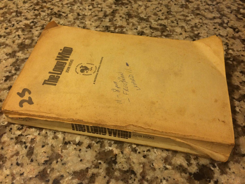 The Long Whip [Paperback] [Jan 01, 1970] Hicks, John D.