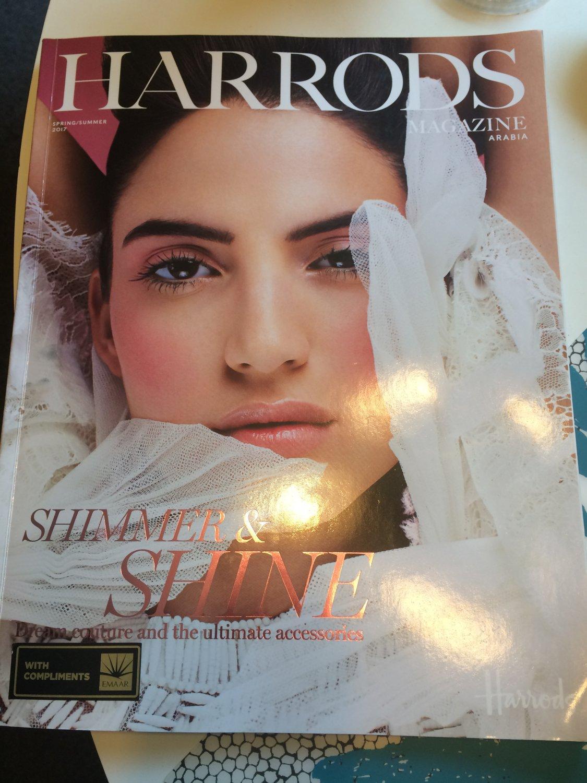 Harrods Magazine Arabia 2017 - Spring / Summer Catalog