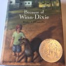 Because of Winn-Dixie     Mar 1, 2000 by Kate DiCamillo