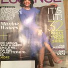 Essence Magazine December 2017/January 2018 Maxine Waters Cover