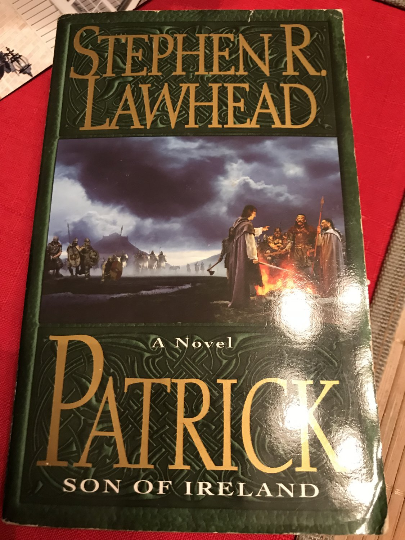 Patrick: Son of Ireland [mass_market] Lawhead, Stephen R [Jan 01, 2004] �