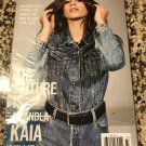 Teen Vogue Magazine Volume III – September/October 2017 | The future is Kaia