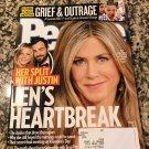 People magazine March 5 2018 Jen Aniston cover. Her Heartbreak