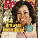 People March 12, 2018 Oprah Winfrey Answers Everything! In Her Own Words